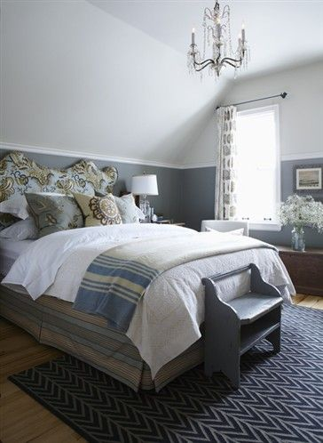 25 best ideas about Sloped Ceiling Bedroom on Pinterest