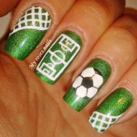 1000+ ideas about Nike Nails on Pinterest