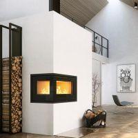 Rais Stoves | Rais 500-2 Insert Wood Burning Two Sided ...