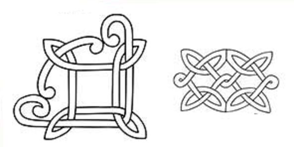 110 best images about Celtic Knots: Carvings & Patterns on