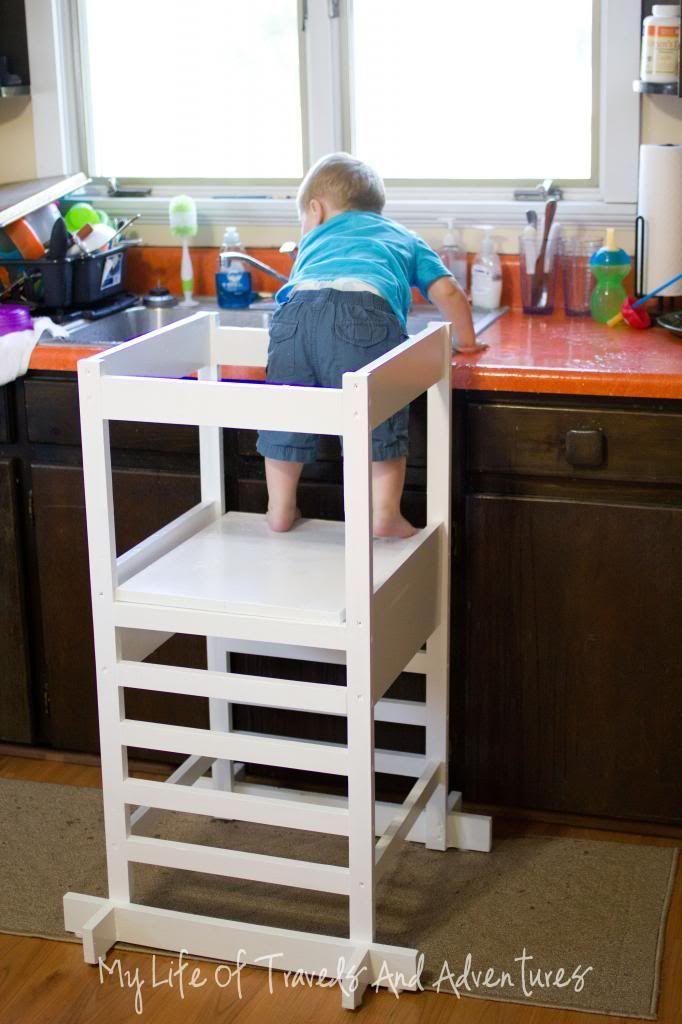 Kitchen Helper Toddler Step Stool Step Stools Stools