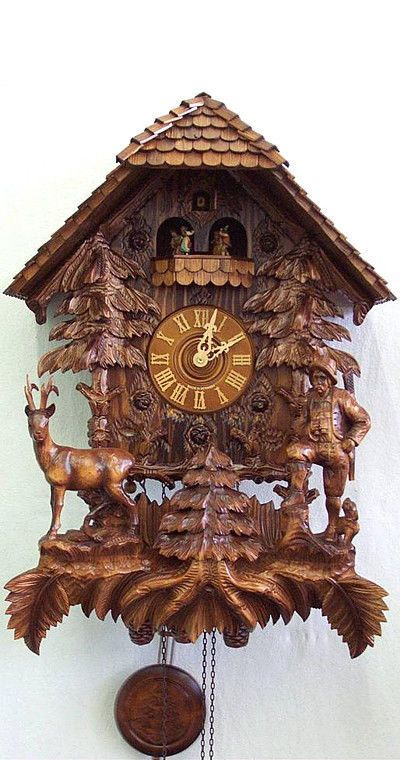 17 Best ideas about Rustic Cuckoo Clocks on Pinterest
