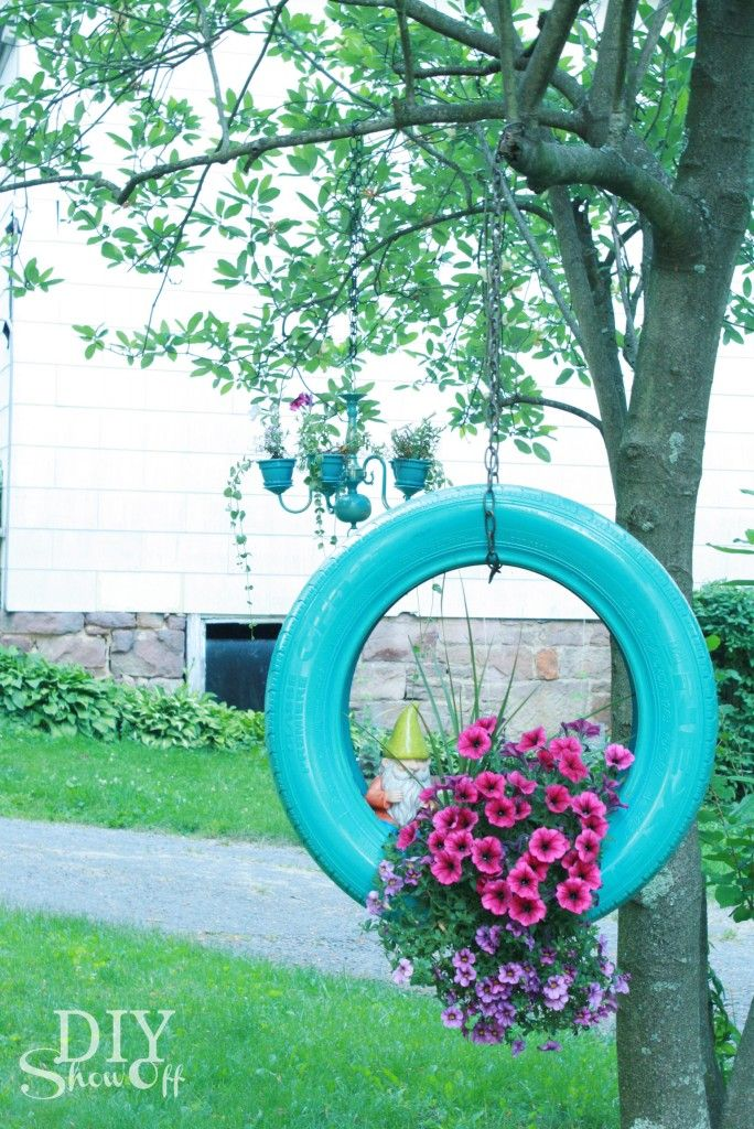 25 Best Ideas About Diy Garden Decor On Pinterest Diy Yard