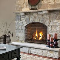 17 Best images about Gas Log Fireplaces on Pinterest