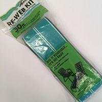Re-Web Kit Green Lawn Chair Webbing Arden Paradise 3 Inch ...