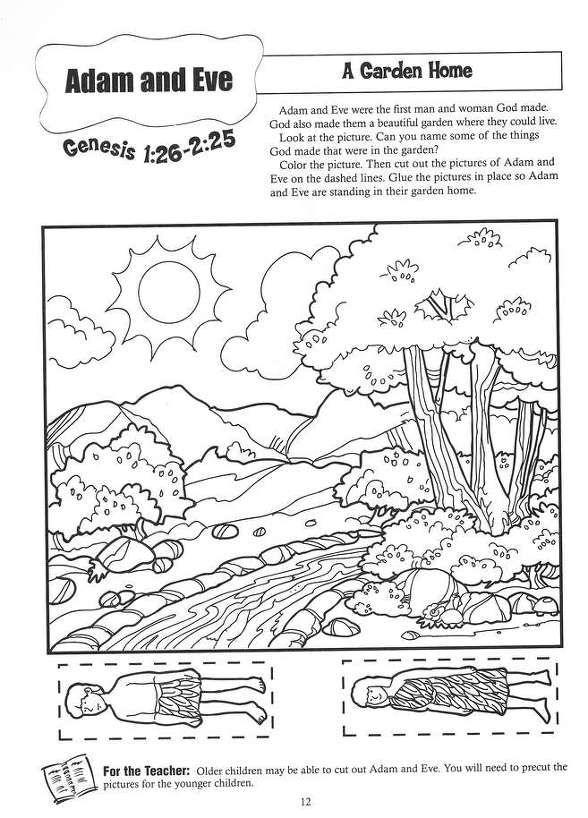 178 best images about Bijbel: Schepping, Adam en Eva en