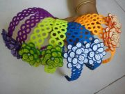 quilling quilled hair accessories