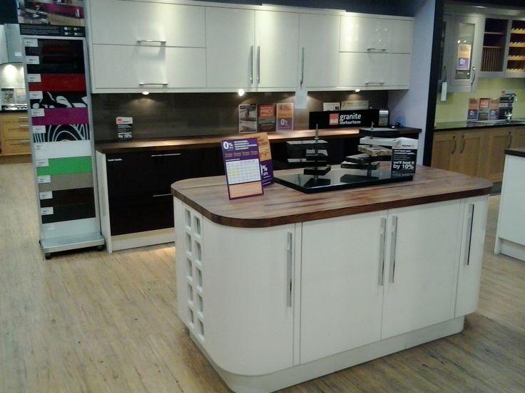 25 best ideas about Bq Kitchens on Pinterest  Grey kitchen cupboards Slate worktops and