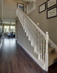 25+ best ideas about White Banister on Pinterest ...