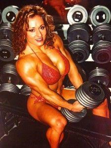 Jill Mills  Athletic and Muscular Women  Pinterest