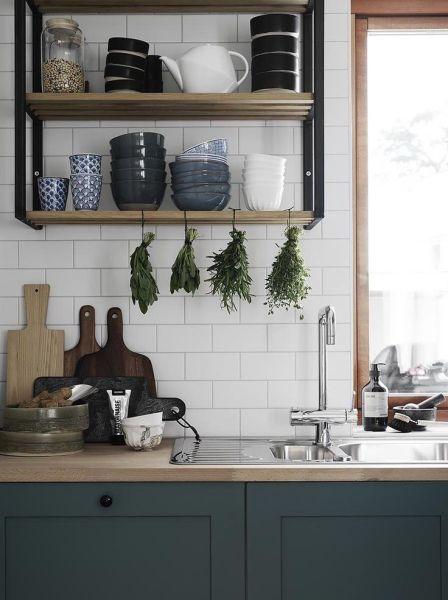 scandinavian kitchen tile designs 30 Gorgeous Decorating Ideas for a Scandinavian Inspired