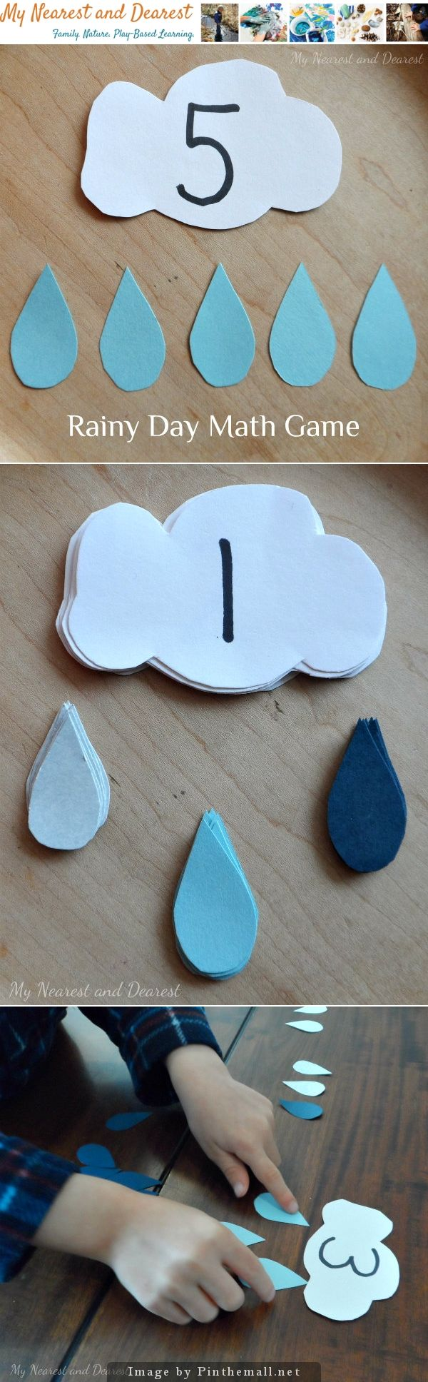 Rainy Day Math Games – This