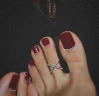 25+ best ideas about Cute Pedicure Designs on Pinterest