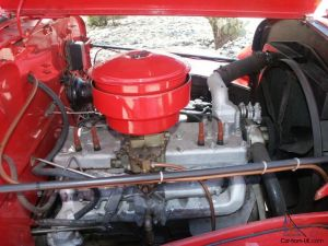 Power Wagon Engine |  Original 1948 Dodge Power Wagon