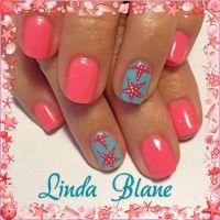 Best 25+ Beach nails ideas on Pinterest | Beach nail ...