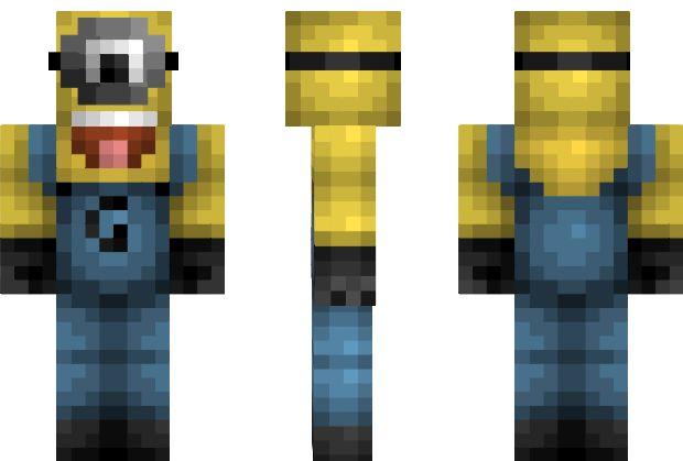 Minecraft Blue Skins Neon