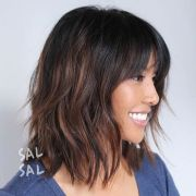 ideas lob with bangs