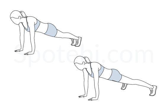 25+ Best Ideas about Cardiovascular Endurance Exercises on