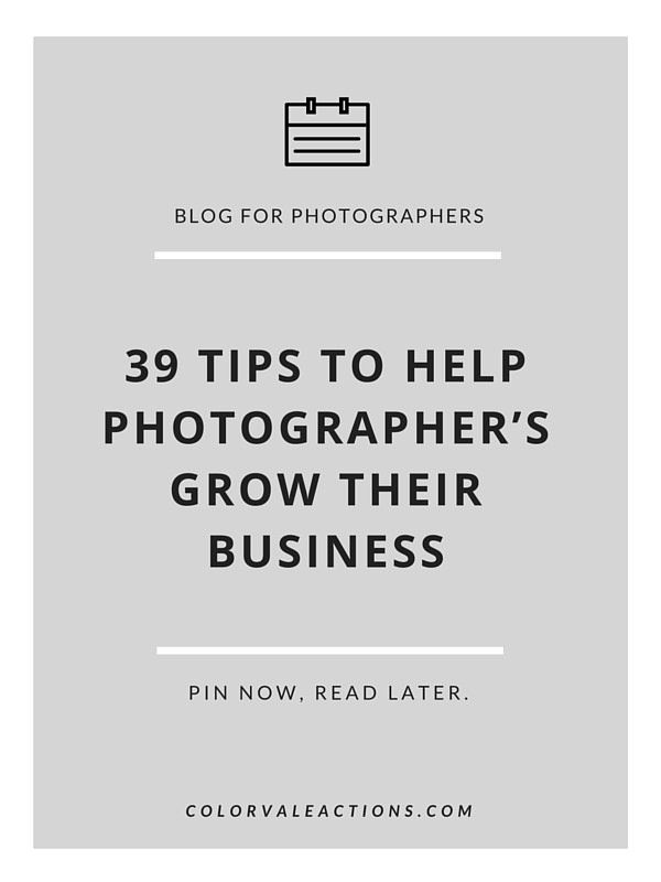 17 Best ideas about Photography Business on Pinterest