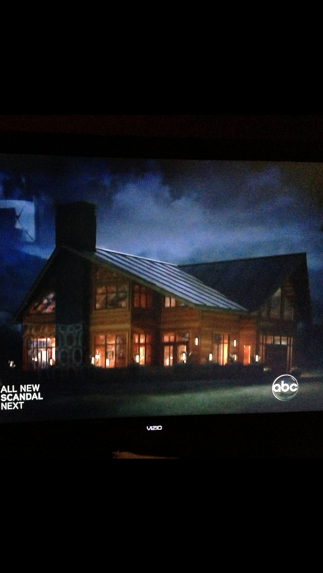 Greys anatomy house Love all the natural night from the