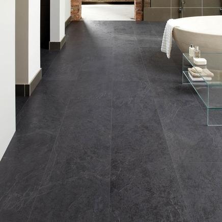 blue velvet sofa living room ideas copenhagen freedom basalt slate   howdens professional fast fit v goove tiles ...