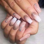ideas faded nails