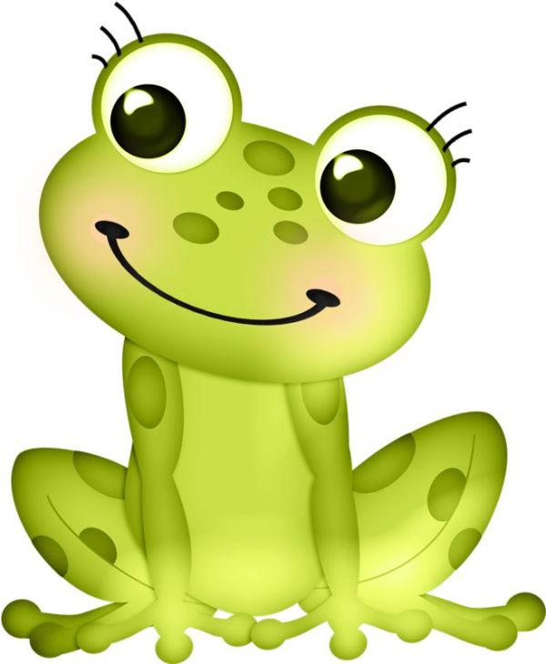 frog's clipart
