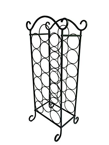 1000 Ideas About Wire Wine Rack