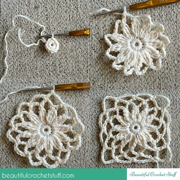 Free Crochet Flower Leaf Patterns Zoshwiki