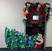 1000+ ideas about Christmas Door Decorating Contest on