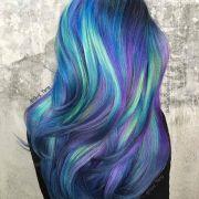 ideas mermaid hair