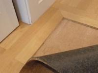 Look! Inlaid-Right-into-the-Floor Doormat | Floors ...