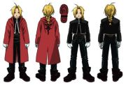 edward elric clothes cosplay