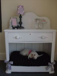 17 Best images about Bedside tables/dog beds on Pinterest ...