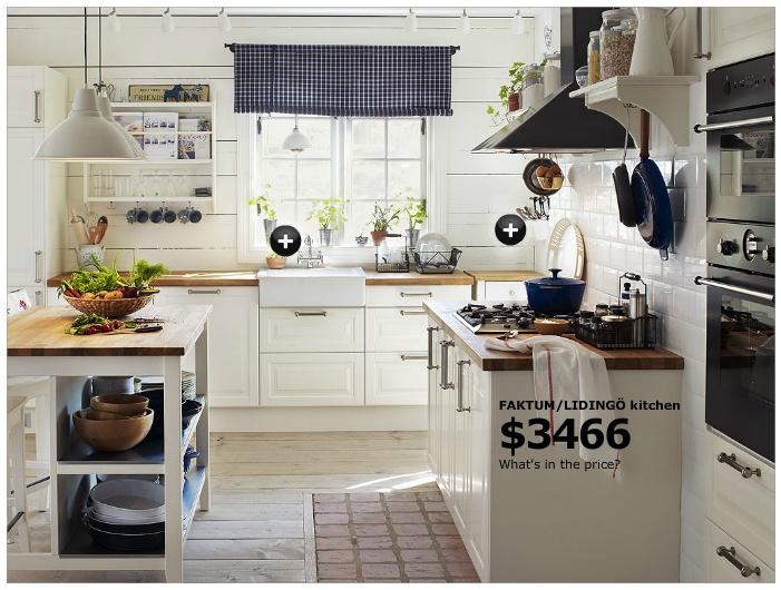 Ikea Faktum Lidingo Kitchen  Kitchen ideas  Pinterest