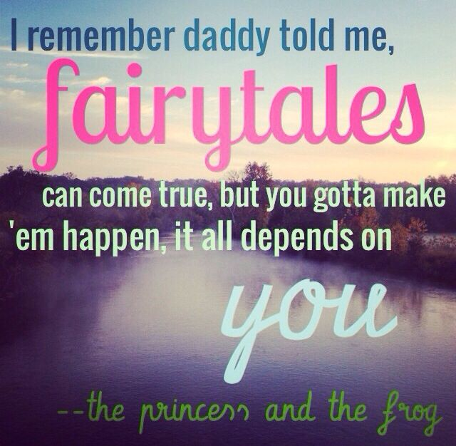Princess And The Frog Quotes Almost There Disney
