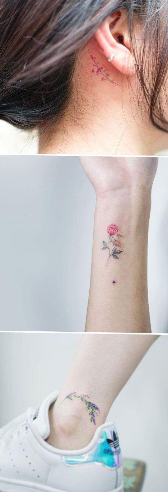 25+ Best Ideas About Girl Cross Tattoos On Pinterest