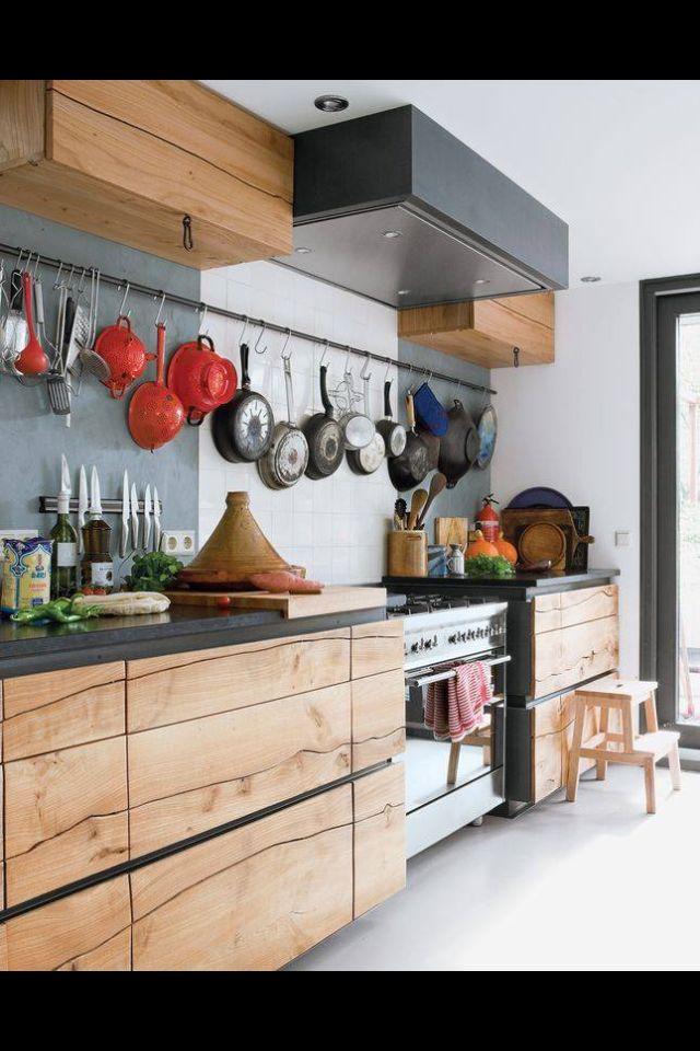 Amazing Natural Boleform Kitchen Inspiring Kitchen