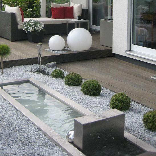 Die 25 Besten Ideen Zu Gartenbrunnen Modern Auf Pinterest