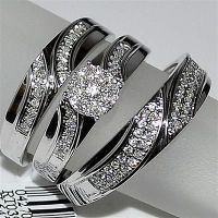 17 Best ideas about Bridal Ring Sets on Pinterest ...