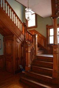 17 Best images about Victorian staircases. on Pinterest ...