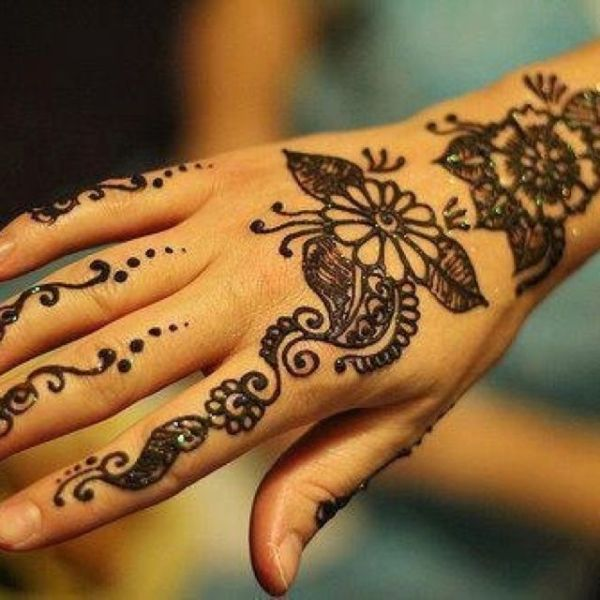 20 Big Cute Henna Tattoos Ideas And Designs