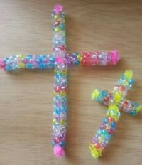 81 best images about BEADED PIPE CLEANERS on Pinterest ...