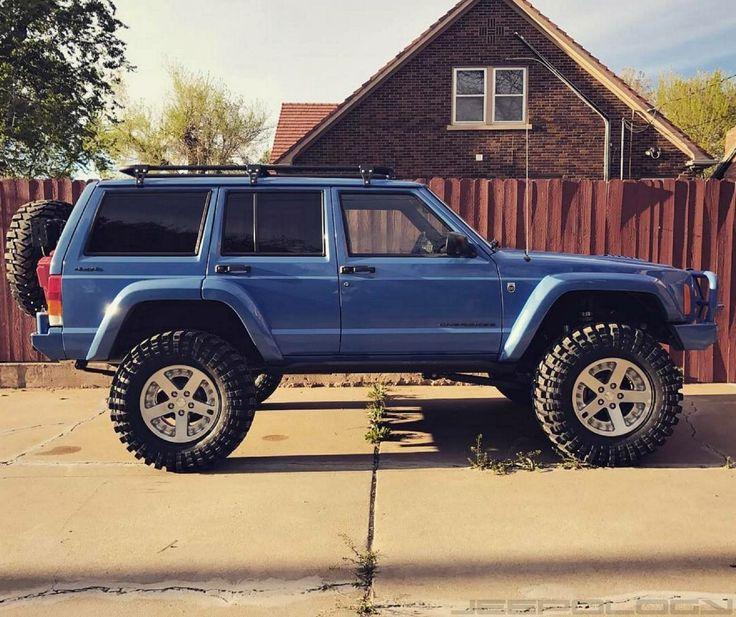 100 jeep xj mods