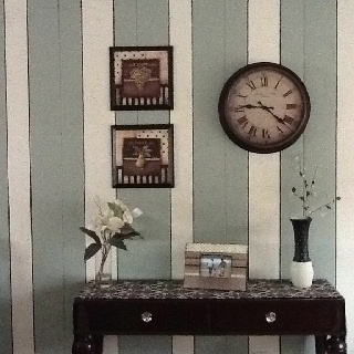 One Idea To Change Wood Paneling Creating Vertical