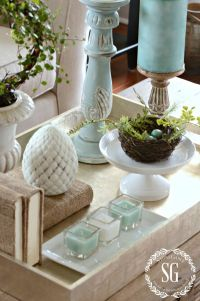 17 Best ideas about Coffee Table Tray on Pinterest