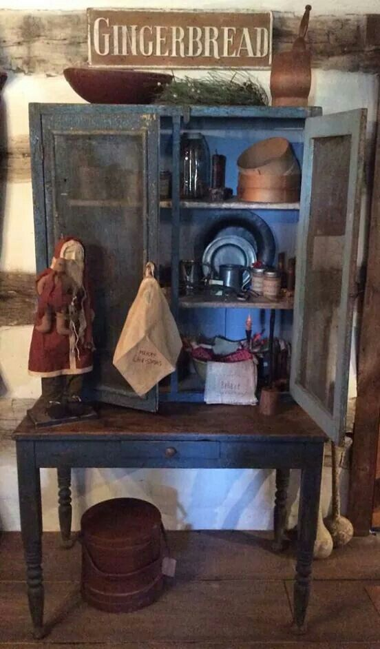 516 Best Images About Simply Primitive On Pinterest Keeping Room