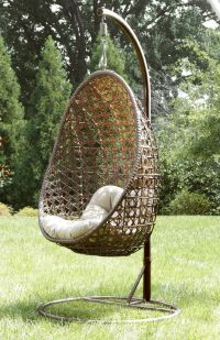 Ty Pennington Style Mayfield Hanging Chair with Stand ...