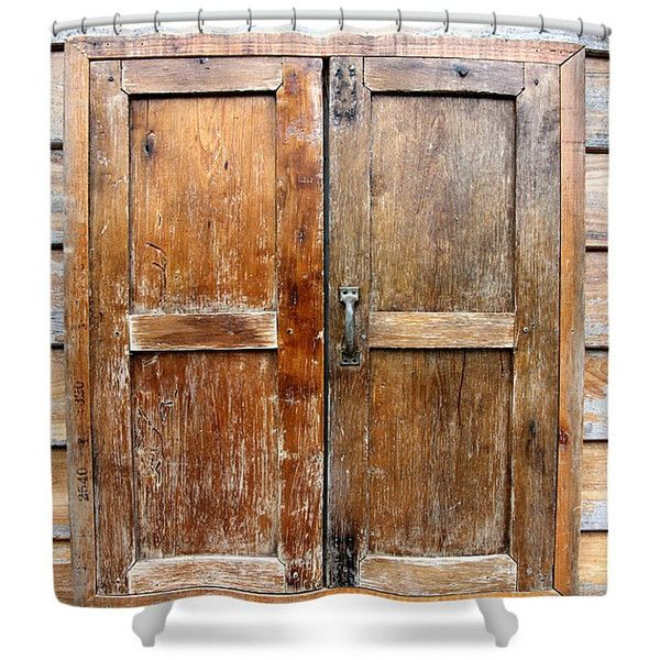 25 best ideas about Rustic shower curtains on Pinterest