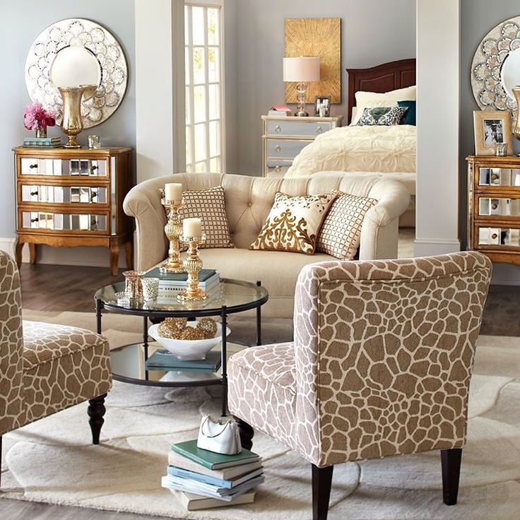 pier one blue accent chairs detecto chair scale decor | for the home pinterest room, mirrors and side tables